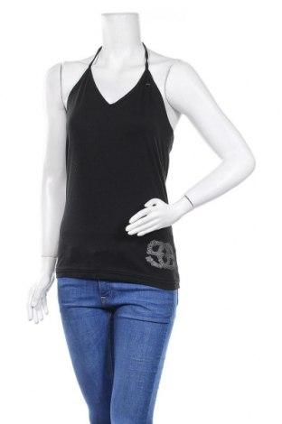 Дамски потник Marc Ecko, Размер S, Цвят Черен, 60% памук, 40% полиестер, Цена 2,00лв.