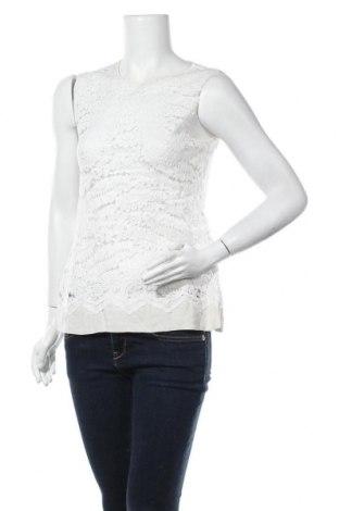 Γυναικείο αμάνικο μπλουζάκι Max Mara, Μέγεθος M, Χρώμα Λευκό, Τιμή 36,37€