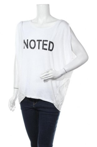 Γυναικείο αμάνικο μπλουζάκι Mexx, Μέγεθος M, Χρώμα Λευκό, Τιμή 4,38€