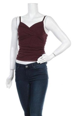 Γυναικείο αμάνικο μπλουζάκι Mexx, Μέγεθος M, Χρώμα Βιολετί, Πολυαμίδη, Τιμή 4,64€