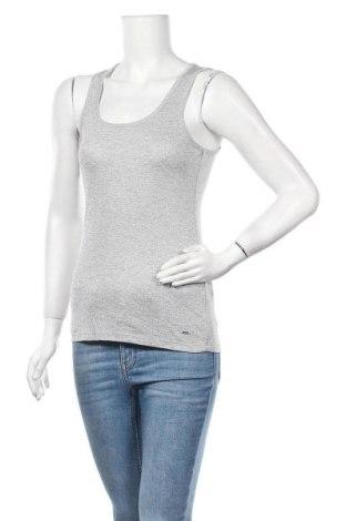 Γυναικείο αμάνικο μπλουζάκι Morgan, Μέγεθος S, Χρώμα Γκρί, Τιμή 9,09€