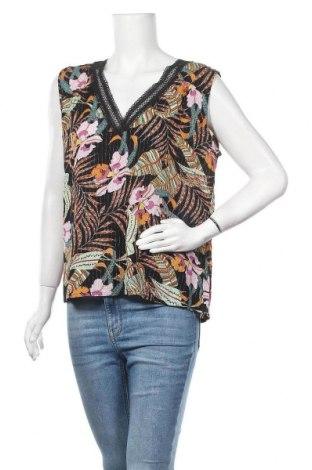 Γυναικείο αμάνικο μπλουζάκι Morgan, Μέγεθος L, Χρώμα Πολύχρωμο, Τιμή 9,87€