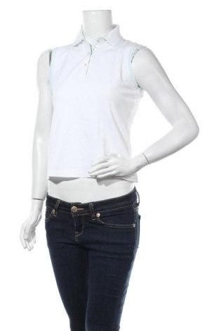 Γυναικείο αμάνικο μπλουζάκι Nice Connection, Μέγεθος M, Χρώμα Λευκό, Βαμβάκι, Τιμή 11,69€