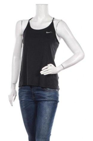 Дамски потник Nike, Размер M, Цвят Черен, Полиестер, Цена 18,48лв.