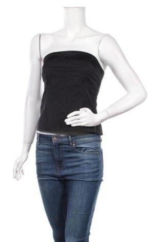 Γυναικείο αμάνικο μπλουζάκι Oasis, Μέγεθος M, Χρώμα Μαύρο, 51% πολυαμίδη, 45% βαμβάκι, 4% ελαστάνη, Τιμή 10,49€