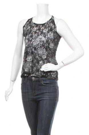 Γυναικείο αμάνικο μπλουζάκι Okay, Μέγεθος XS, Χρώμα Μαύρο, Πολυεστέρας, Τιμή 7,79€