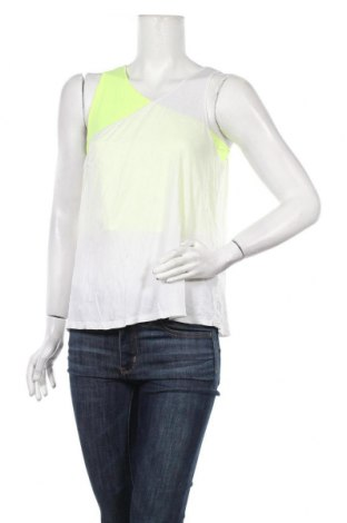 Γυναικείο αμάνικο μπλουζάκι Oysho, Μέγεθος L, Χρώμα Λευκό, 83% πολυαμίδη, 17% ελαστάνη, Τιμή 8,83€