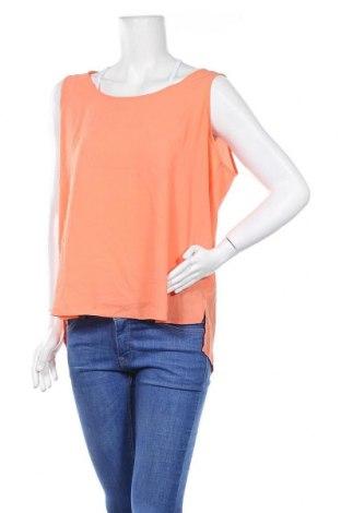 Γυναικείο αμάνικο μπλουζάκι Papaya, Μέγεθος XL, Χρώμα Πορτοκαλί, Πολυεστέρας, Τιμή 8,18€