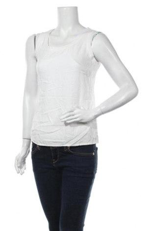 Дамски потник Rick Cardona, Размер XS, Цвят Бял, Вискоза, Цена 4,20лв.