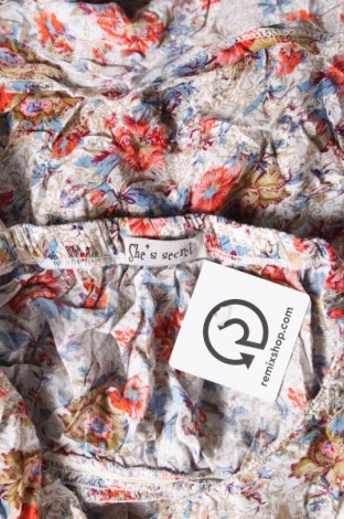 Дамски потник She's Secret, Размер S, Цвят Многоцветен, Памук, Цена 5,04лв.