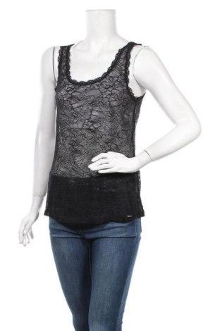 Γυναικείο αμάνικο μπλουζάκι Skin To Skin, Μέγεθος M, Χρώμα Μαύρο, Τιμή 7,73€
