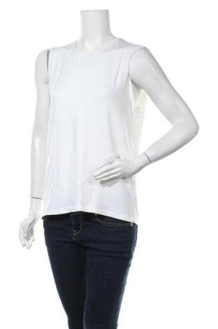 Γυναικείο αμάνικο μπλουζάκι TCM, Μέγεθος XL, Χρώμα Λευκό, 92% πολυαμίδη, 8% ελαστάνη, Τιμή 6,75€