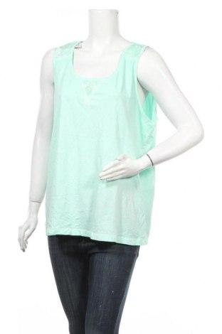 Γυναικείο αμάνικο μπλουζάκι Tchibo, Μέγεθος XXL, Χρώμα Πράσινο, Τιμή 9,74€
