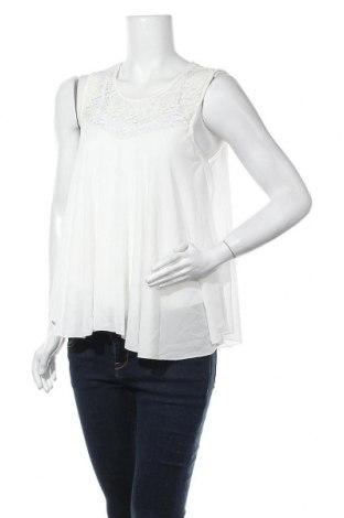Γυναικείο αμάνικο μπλουζάκι Today, Μέγεθος XL, Χρώμα Λευκό, 95% πολυαμίδη, 5% ελαστάνη, Τιμή 6,33€