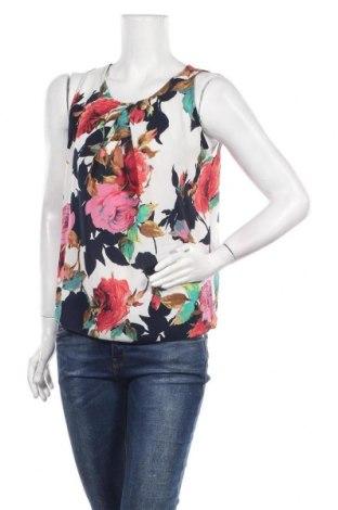 Γυναικείο αμάνικο μπλουζάκι Today, Μέγεθος M, Χρώμα Πολύχρωμο, Πολυεστέρας, Τιμή 8,28€