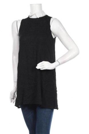 Γυναικείο αμάνικο μπλουζάκι Today, Μέγεθος M, Χρώμα Μαύρο, Τιμή 10,52€