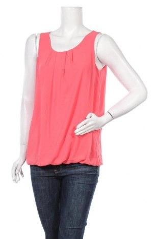 Γυναικείο αμάνικο μπλουζάκι Today, Μέγεθος M, Χρώμα Ρόζ , 65% πολυεστέρας, 32% βισκόζη, 3% ελαστάνη, Τιμή 9,09€