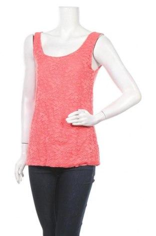 Γυναικείο αμάνικο μπλουζάκι Today, Μέγεθος M, Χρώμα Ρόζ , Τιμή 9,09€