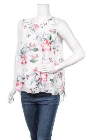 Γυναικείο αμάνικο μπλουζάκι Today, Μέγεθος M, Χρώμα Πολύχρωμο, Πολυεστέρας, Τιμή 9,25€