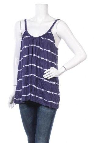 Γυναικείο αμάνικο μπλουζάκι Tu, Μέγεθος XXL, Χρώμα Μπλέ, Τιμή 8,44€