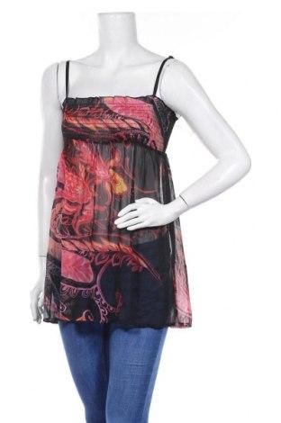 Γυναικείο αμάνικο μπλουζάκι Vert De Rage, Μέγεθος M, Χρώμα Πολύχρωμο, Πολυεστέρας, Τιμή 5,84€