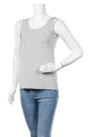Γυναικείο αμάνικο μπλουζάκι Viventy by Bernd Berger, Μέγεθος M, Χρώμα Γκρί, 95% βισκόζη, 5% ελαστάνη, Τιμή 8,64€