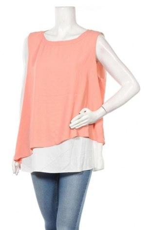 Γυναικείο αμάνικο μπλουζάκι Your Sixth Sense, Μέγεθος XXL, Χρώμα Ρόζ , Πολυεστέρας, Τιμή 11,11€