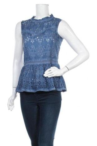 Dámské tilko  Zara, Velikost S, Barva Modrá, Cena  364,00Kč