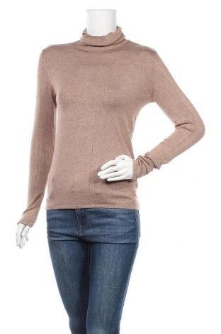 Дамски пуловер S.Oliver, Размер S, Цвят Бежов, 81% вискоза, 17% полиамид, 2% еластан, Цена 64,00лв.