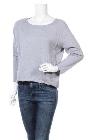Дамски пуловер Sandwich_, Размер XL, Цвят Син, Памук, Цена 45,22лв.