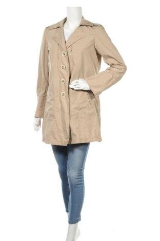 Дамски шлифер Gerard Darel, Размер L, Цвят Бежов, Цена 50,32лв.