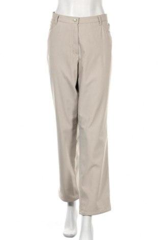 Γυναικείο αθλητικό παντελόνι Brax Golf, Μέγεθος XL, Χρώμα  Μπέζ, Πολυεστέρας, Τιμή 15,14€