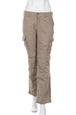 Дамски спортен панталон Ock, Размер S, Цвят Бежов, Полиамид, Цена 6,83лв.