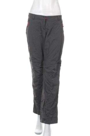 Дамски спортен панталон Quechua, Размер M, Цвят Сив, Цена 19,11лв.