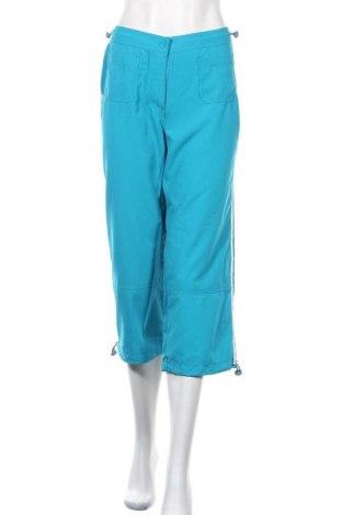 Γυναικείο αθλητικό παντελόνι Rodeo, Μέγεθος S, Χρώμα Μπλέ, Πολυεστέρας, Τιμή 5,23€