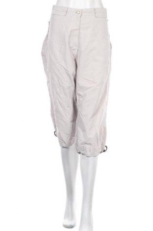 Дамски спортен панталон Schoffel, Размер XL, Цвят Бежов, Полиамид, Цена 24,41лв.