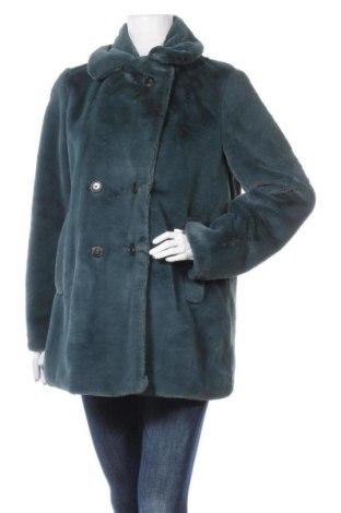 Дамско палто Closed, Размер L, Цвят Зелен, Полиестер, Цена 164,67лв.