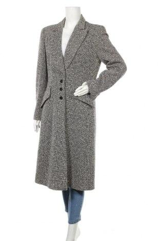 Дамско палто Escada, Размер M, Цвят Сив, 80% вълна, 20% кашмир, Цена 188,37лв.