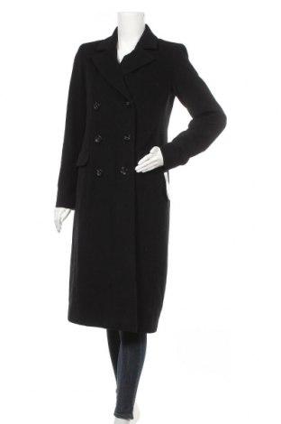Дамско палто Fuchs & Schmitt, Размер S, Цвят Черен, 75% вълна, 20% полиамид, 5% кашмир, Цена 118,47лв.