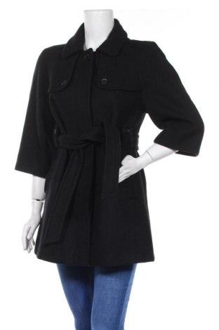 Γυναικείο παλτό Gap, Μέγεθος M, Χρώμα Μαύρο, 67% μαλλί, 33% πολυαμίδη, Τιμή 35,16€