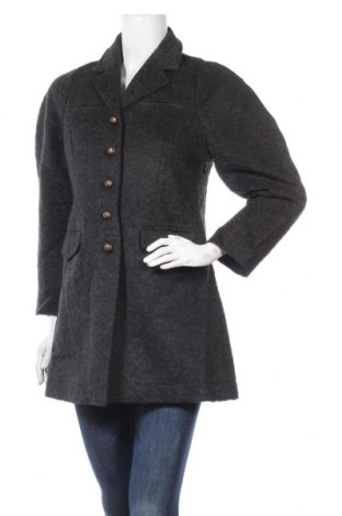 Дамско палто Kling, Размер M, Цвят Сив, 70% полиестер, 30% вълна, Цена 68,02лв.