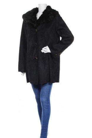 Дамско палто Lee Cooper, Размер L, Цвят Син, Акрил, Цена 59,50лв.