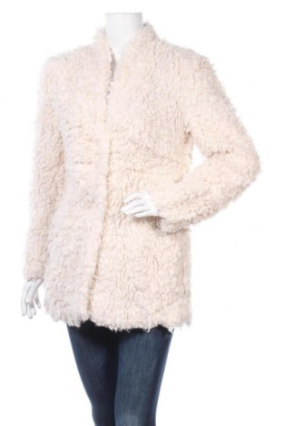 Дамско палто Sandwich_, Размер M, Цвят Екрю, 80% акрил, 20% полиестер, Цена 75,62лв.