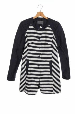 Дамско палто Sir Oliver, Размер XS, Цвят Син, 51% лен, 40% памук, 9% полиестер, Цена 44,10лв.