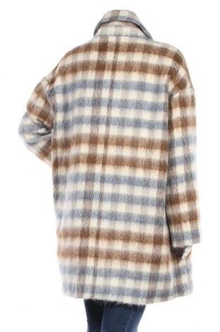 Дамско палто Someday., Размер L, Цвят Многоцветен, 36% вълна, 26% полиестер, 22% полиакрил, 11% други материали, 5% полиамид, Цена 95,37лв.