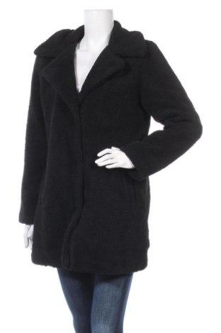 Дамско палто Studio, Размер M, Цвят Черен, Полиестер, Цена 64,22лв.