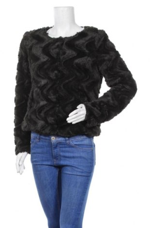 Дамско палто Vero Moda, Размер M, Цвят Зелен, Полиестер, Цена 45,10лв.