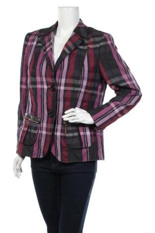 Γυναικείο σακάκι Basler, Μέγεθος L, Χρώμα Πολύχρωμο, 40% βαμβάκι, 31% μαλλί, 21% πολυεστέρας, 8% μεταλλικά νήματα, Τιμή 11,82€