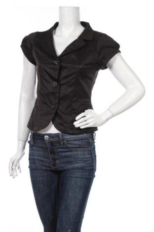 Дамско сако Boysen's, Размер M, Цвят Черен, Цена 6,30лв.