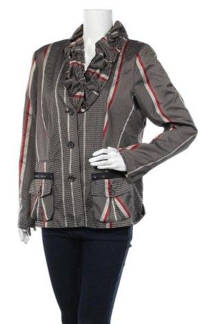 Дамско сако Cosima, Размер XL, Цвят Многоцветен, Полиестер, Цена 3,00лв.